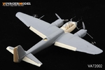 Upgrade detail set for Hasegawa 1/72 Junkers Ju-88G-1'NIGHT FIGHTER'