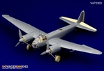 Upgrade detail set for Hasegawa 1/72 Junkers Ju-88A-4