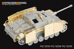 1/72 WWII German StuG.III Ausf.G Early Production Basic (For DRAGON 7283)