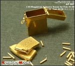Photo Etched set for 1/35 Magazines & Ammo Boxes for Flak 30/38 (For All)