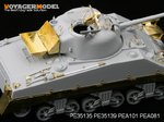 1/35 Additional parts for Sherman MK-III (For All)