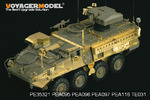 1/35 Space Armor for Stryker M1126 (For AFV35126)