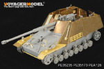 1/35 WWII German Sd.Kfz. 164 Nashorn Armour plate (For DRAGON Kit)