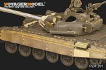 1/35 Modern Russian T-72M1 MBT Side Skit (For TAMIYA 35160)