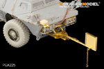 1/35 Modern M1117 Guardian Armored Security Vehicle Rhino Anti IED Device Set (For TRUMPETER 01541)