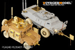 1/35 Modern USMC Rhino Anti IED Device (2 Sets)