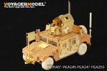 1/35 Modern HUMVEE Electronic Antennas Set (For All)