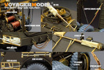 WWII US M26 Recover Vehicle additional parts(For All)
