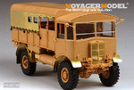 WWII British AEC Matador truck mid version (For AFV CLUB AF35239)