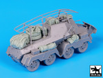 1\72 Sd Kfz 263 accessories set