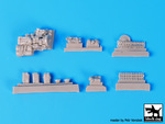 1\72 Pz Kpfw II ausf C accessories set