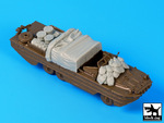 1\72 DUKW accessories set