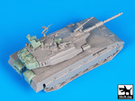 1\72 Merkava Mk III accessories set