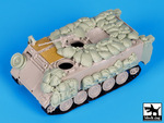 1\72 IDF M113 with sandbags conversion set
