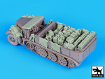 1\72 Sd.Kfz 7 accessories set