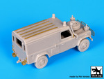 1\72 Land Rover 110 Defender complete kit