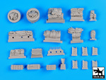Sd Kfz 263 accessories set