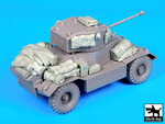 AEC Mk II armoured car accessories set
