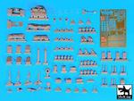 1\35 Land Rover  Pink Panther accessories set