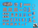 1\35 M-109 A6 Paladin accessories set