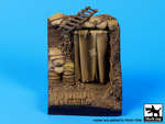1\35 Trench entrance WW I base