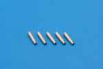 0.5 inch empty shells for M2 Browning (1:35) package: 20 pcs