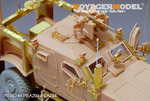 Modern US M-ATV MRAP w/Crow II RWS (For PANDA HOBBY 35007)