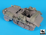 Sd.Kfz. 250/3 GREIF accessories set