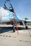 Ladder for Su-27 one seat fighter series
