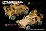 Modern US M-ATV MRAP(For PANDA HOBBY 35001)