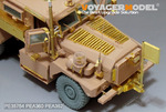 Modern US COUGAR 6x6 MRAP additional parts(MENG SS-005)