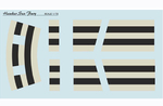 Hawker Sea Fury Scale 1/72 Wet decals.