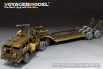 WWII US M25  tank transporter (For TAMIYA 35230)
