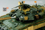 Modern Russian T-90 MBT basic(FOR MENG tS-014)