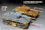 WWII German Panther A early ver. Basic(For DRAGON 6160)