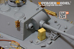 WWII German Pz.Beob.Wg.V Ausf.D Basic(For DRAGON 6419 6813)