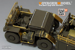 Modern US M792 GAMA GOAT  6X6  Ambulance Truck(For TAMIYA35342)