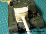 ISU-122S (1/35) Soviet Heavy Assault Gun Conversion for Tamiya 35303
