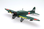 "1/72 Japanese Naval Carrier Dive-Bomber Aichi Type 99 Model 22 ""Val"""