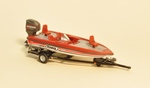Cararama 1/72 RANGE ROWER and Fisher boat