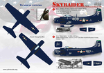 A-1 Skyraider Part 2 Wet decal
