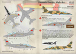 Dassault/Dornier Alpha Jet Part 1 Wet decal