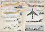 Handley Page HP.80 Victor In the complete set 2 sheets Wet decal
