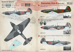 Yakovlev Yak-9 Part 2 Wet decal