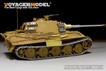 WWII German King Tiger (Hensehel Turret)(For TAMIYA35252 35164)