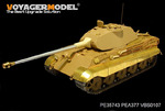 WWII German King Tiger (Porsche Turret)(For TAMIYA35169)
