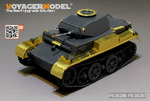 WWII German Pz.Kpfw.II Ausf.G Fenders(FOR 5M 35001)