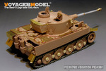 WWII German Tiger I Early Production (RFM RM-5002)
