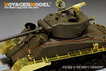 "WWII US M4A3E8 Sherman""Easy Eight""Basic (For TAMIYA 35346)"