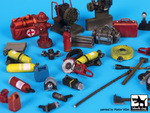 1\35 Firefighters equipment accessories set